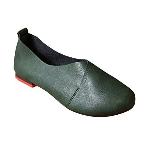 Socofy Zapatos de Los holgazanes Las Mujeres