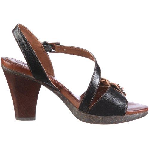 Naya AIRENA 213751-45485200 Damen Sandalen/Fashion-Sandalen Schwarz/Black