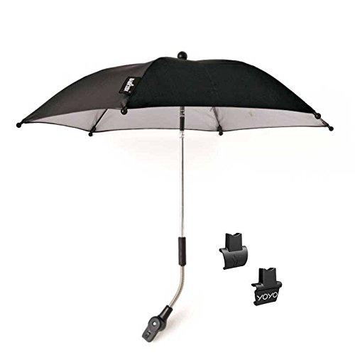 Babyzen - Ombrello parasole per passeggino, Nero (Black)