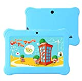 Best Tablet For Internet Browsings - Love life Children's tablet, 7-inch Android tablet Review