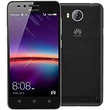 Huawei Y3 II 8GB 4G Negro - Smartphone (SIM doble, Android, MicroSIM, EDGE, GPRS, GSM, WCDMA, LTE)