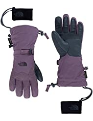 North Face W MONTANA GORE-TEX GLOVE - Guantes , Mujer , Morado - (BLACK PLUM)