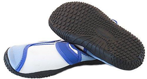 Scarpe Surf Mare Scogli Antiscivolo Baby Blu