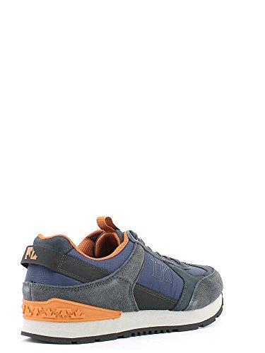 Lumberjack , Baskets pour homme - Navy bleu