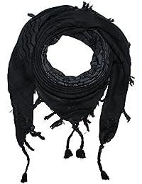 Superfreak® Palituch mit Blumen Muster ° PLO Schal ° 100x100 cm ° Pali Palästinenser Arafat Tuch ° 100% Baumwolle ° alle Farben!!!