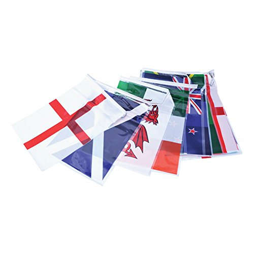 Rugby Kostüm 7 - Rugby World Cup Bunting