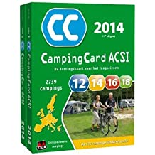 Campingcard ACSI 2014 2 dln
