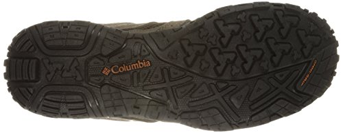 Columbia Redmond, Chaussures de Randonnée Basses homme Cordovan, Dark Ginger