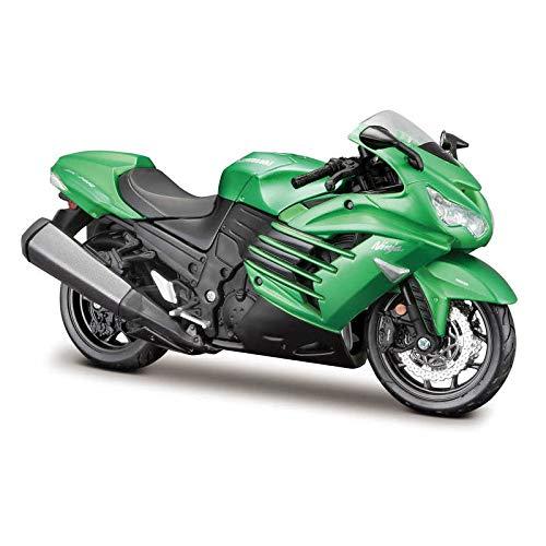 Tobar M39197 1:12 AL Motocicletas Kawasaki Ninja ZX-14R, Multi