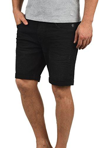 BLEND 20701499ME Denim Shorts, Größe:L;Farbe:Denim Black (76204) (Blend Denim)