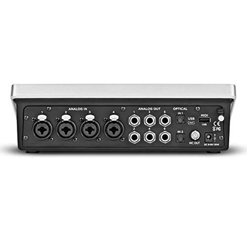 Apogee QUARTET USB 2.0 Audio-Interface (24-Bit/192 kHz, 4 symmetrische analoge Eingänge) - 3