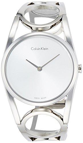 Calvin Klein Damen-Armbanduhr K5U2M146
