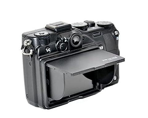 JJC Universal LCD Hood for 3'' LCD Display Black [JU0426]