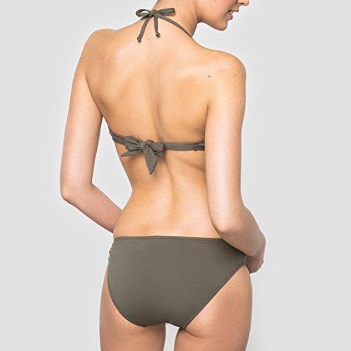 R Edition Frau Bikini Khaki