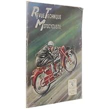Revue technique motocycliste n°64, juin 1953