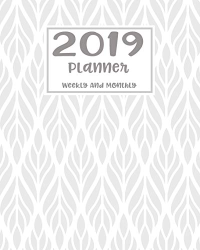 Kostüm Geschichte Griechenland - 2019 Planner Weekly and Monthly: A Year - 365 Daily - 52 Week journal Planner Calendar Schedule Organizer Appointment Notebook, Monthly Planner