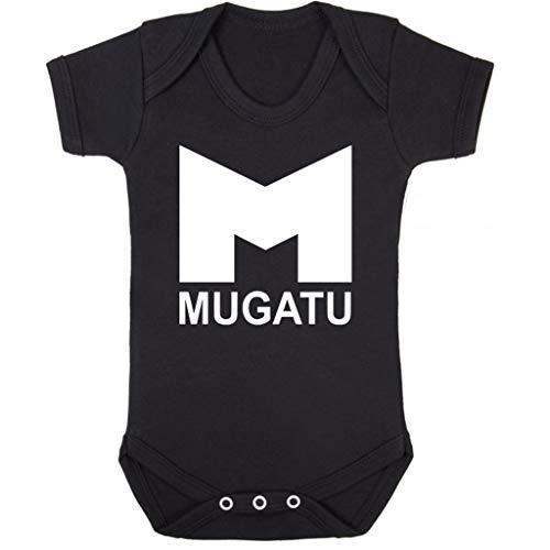 Cloud City 7 Mugatu Zoolander Baby Grow Short Sleeve (Kostüm Zoolander Mugatu)