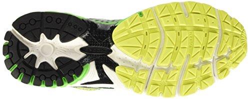 Brooks Vapor 3 - Scarpe da corsa Uomo Multicolore (Black/Classic Green/Nightlife)