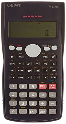 Orpat FX 82 MS Scientific Calculator