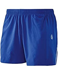 Skins Plus Network 4 Inch Shorts Men Marine 2017 Laufhose