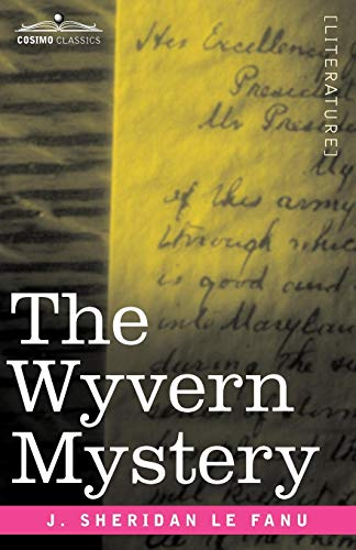 The Wyvern Mystery Cover Image