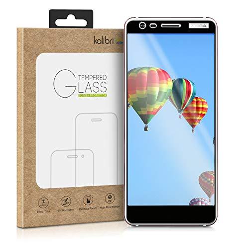 kalibri-Nokia-31-2018-Folie-3D-Glas-Handy-Schutzfolie-fr-Nokia-31-2018-Auch-fr-gewlbtes-Display
