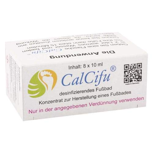 Calcifu desinfizierendes 8X10 ml