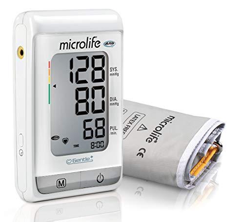 MICROLIFE Blutdruckmessgerät Arm BP A150AFIB/Technologie MAM/Erkennung der Vorhofflimmern