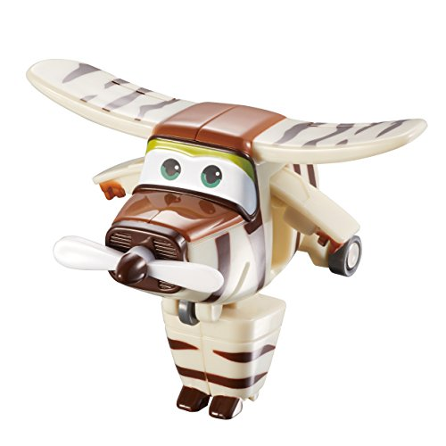 Alpha Animation & Toys Super Wings Bello vehículo de Juguete - vehículos de Juguete (Marrón, Color Blanco, 4 año(s), 9 año(s), Niño/niña, Interior, 15,5 g)