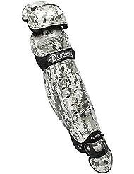 Diamond Ix5 Series Camo Leg Guards, Black, SZ 15.5IN? by Diamond