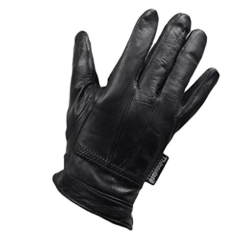 - 41ImsX FGWL - Ladies Fleece Lined Designer Leather Driving Glove Seamed Design Button Fasten Coloured Leather Glove