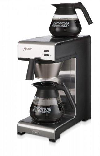 Bravilor Bonamat Kaffeemaschine Typ Mondo 2 Schnellfilter Kaffee Kanne