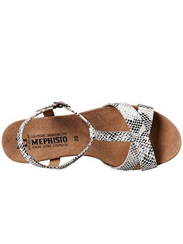 Mephisto , Sandales pour femme Gris