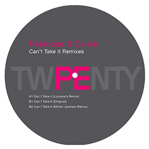 Can't Take It (Milton Jackson Remix)