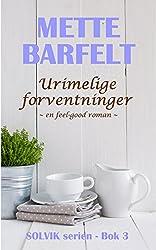 Urimelige forventninger (Solvik-serien Book 3) (Norwegian Edition)