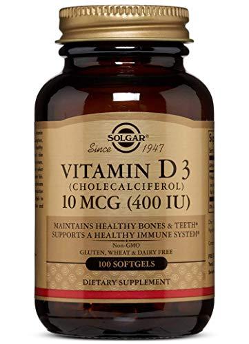 SOLGAR Vitamin D, 500 g