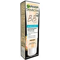 Garnier SkinActive BB Cream Matificante Crema Correctora y Anti Imperfecciones para Pieles Mixtas a Grasas, Tono Medio SPF20, con Vitamina C - 40 ml