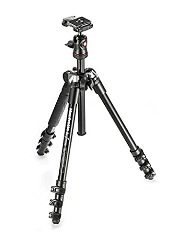 Manfrotto Befree Aluminium Travel Tripod with Ball