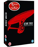 Star Trek: Stardate Collection - The Movies 1-10 (Remastered) [DVD] [1979]