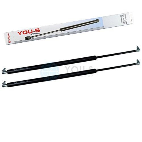 Preisvergleich Produktbild YOU-S Original 90450-D5500 Gasfedern für Heckklappe 685 mm 330 N (2 Stück)