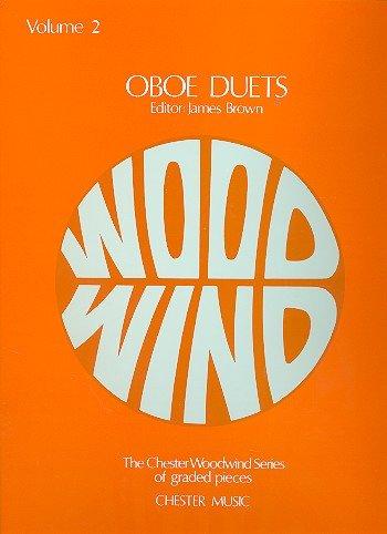Oboe Duets Vol. 2 - Oboe - Buch