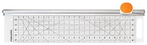 fiskars-9513-combine-de-cutter-rotatif-diametre-45-mm-et-regle-6-x-24-blanc