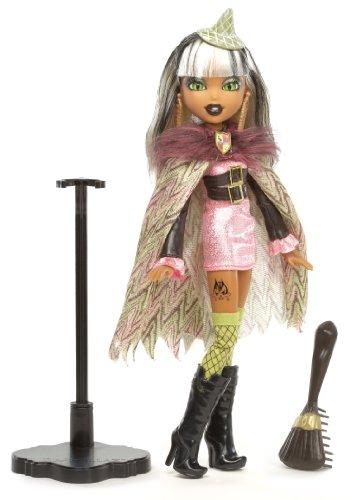 4909E4C - Bratzillaz Puppe- Sashabella Paws (Glam Hexe Make-up)
