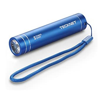 TeckNet PowerZen Mini S2 3200 mAh Batterie Externe Portable Ultra-Compact munie de la Technologie BLUETEK™ pour Apple iPhone 6 5s 5, Galaxy S5 S4 Note 3 Note 4, Nexus 4, HTC One M8 et Autres Smartphones (Tablette ou téléphones ne sont pas incl