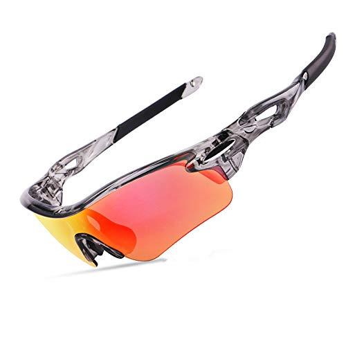 Männer Damen Platz Brillen Rosennie Mode Klassische Gläser Damen Vintage gespiegelten Sonnenbrillen Outdoor Sports Unisex Brille UV400 100% UV-Schutz Runde Goggles Flieger Gläser (G)
