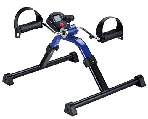 Pflegehome24® Bewegungstrainer DIGITAL für Arme & Beine, Arm- und Beintrainer, blau
