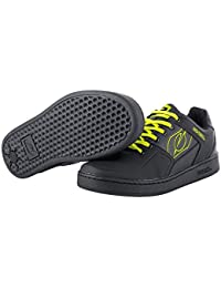 Oneal Pinned Flat Pedal Zapatillas, Unisex Adulto, Amarillo, 42
