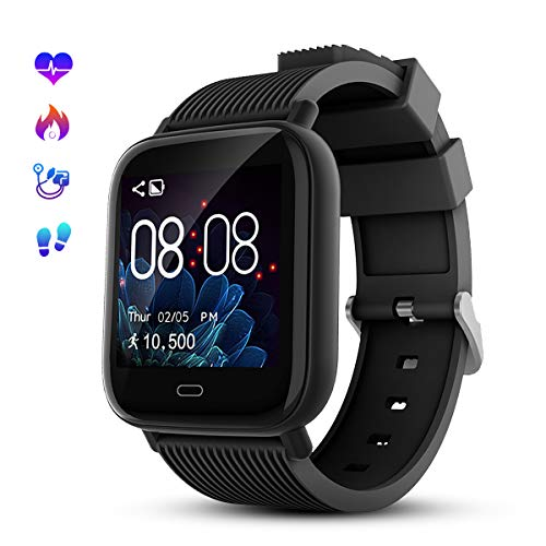 Smartwatch Deporte Mujer Hombre Impermeable Reloj