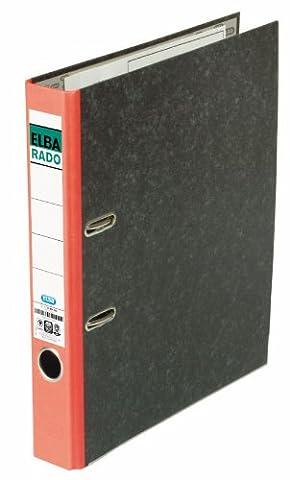 Elba 10404F-RO Standard-Ordner rot
