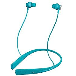 Boat Rockerz 275 Sports Bluetooth Wireless Earphone with Stereo Sound and Hands Free Mic (Electric Blue)